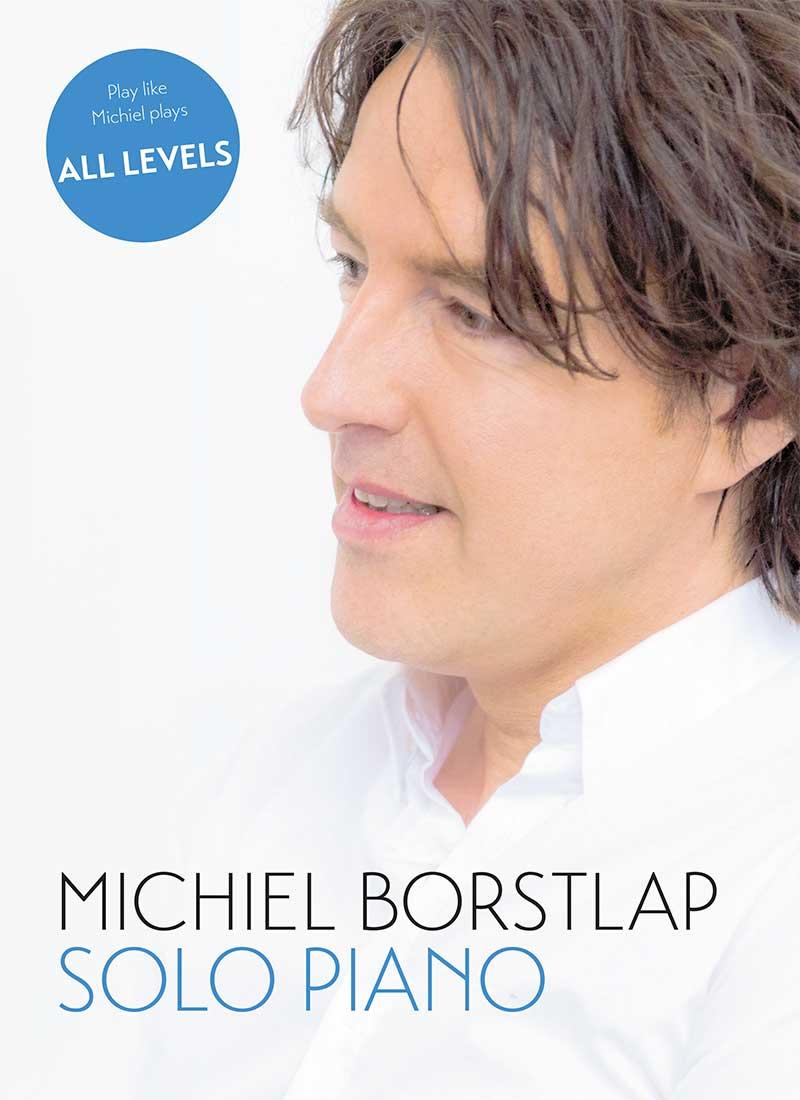 Michiel Borstlap - Solo Piano - Piano Book