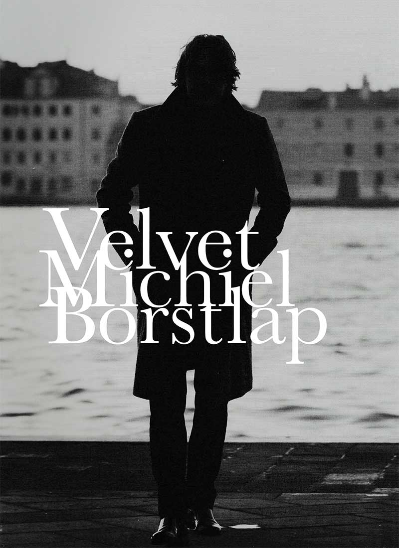Michiel Borstlap - Velvet - Piano Book