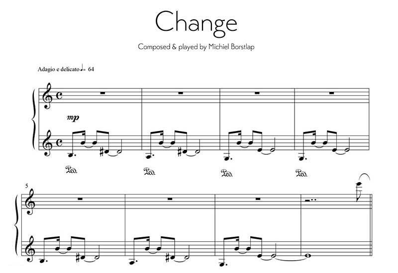 Michiel Borstlap - Change (download)