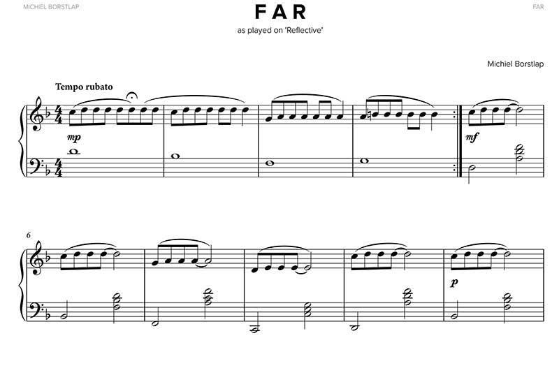 Michiel Borstlap - Far (download)