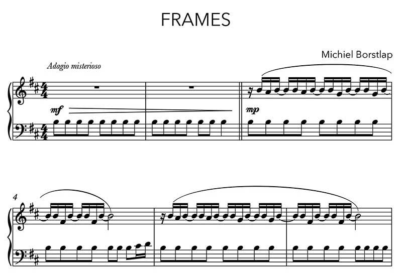 Michiel Borstlap - Frames (download)