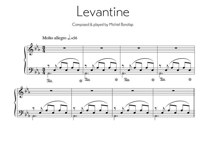 Michiel Borstlap - Levantine (download)
