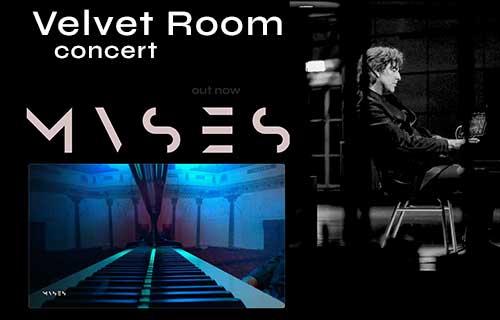 June 5, 2021 - Michiel Borstlap in The Velvet Room