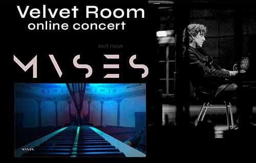 June 12, 2021 - Michiel Borstlap online concert